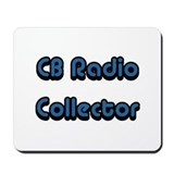 CB Radio Collector Mousepad
