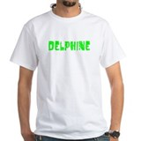 Delphine Faded (Green) Shirt