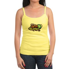 Stop Global Warming - Graffit Jr. Spaghetti Tank