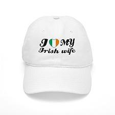 I love my irish Wife Baseball Cap