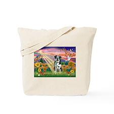 Autumn Angel / Catahoula Tote Bag