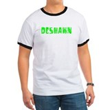 Deshawn Faded (Green) T