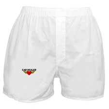 Car Dealer Boxer Shorts