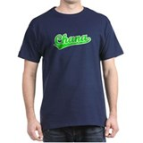 Retro Chana (Green) T-Shirt