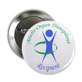 "Multi-Organ Transplant Recipi 2.25"" Button (100 pa"