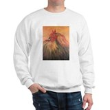 French Country Rooster Sweatshirt