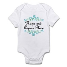 Nana and Papa's Place Infant Bodysuit