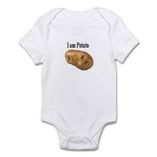 Unique Potatoe Infant Bodysuit