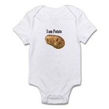 Unique Potatoes Infant Bodysuit