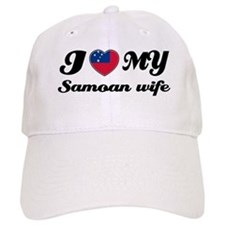 I love my Samoan Wife Baseball Cap