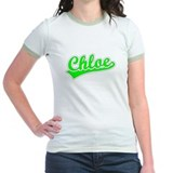 Retro Chloe (Green) T