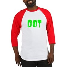 Dot Faded (Green) Baseball Jersey