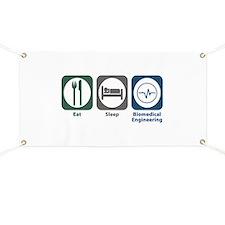 Eat Sleep Biomedical Engineering Banner