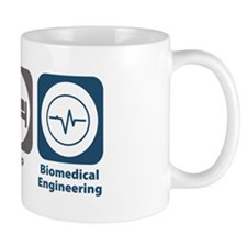 Eat Sleep Biomedical Engineering Coffee Mug