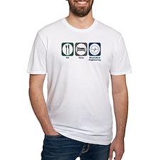 Eat Sleep Biomedical Engineering Shirt