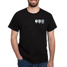 Eat Sleep Biography T-Shirt