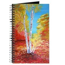 Autumn Birch Journal
