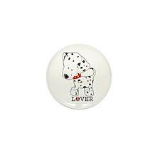 Dalmatian Lover Mini Button (100 pack)