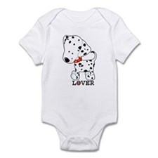 Dalmatian Lover Infant Bodysuit