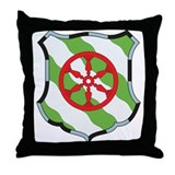 Gutersloh Coat of Arms Throw Pillow