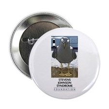 "Stevie Johnson Seagull 2.25"" Button (10 pack)"