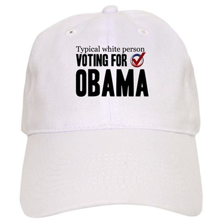 Typical White Person Cap