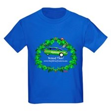 """Want a Plug-in Hybrid"" Kid's T-Shirt"