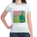 Lewy Stix Jr. Ringer T-Shirt