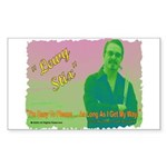 Lewy Stix Rectangle Sticker