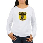 VA Beach PD Canine Women's Long Sleeve T-Shirt
