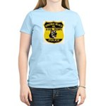 VA Beach PD Canine Women's Light T-Shirt