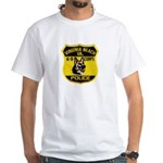 VA Beach PD Canine White T-Shirt