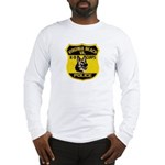 VA Beach PD Canine Long Sleeve T-Shirt