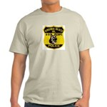 VA Beach PD Canine Light T-Shirt