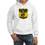 VA Beach PD Canine Hooded Sweatshirt