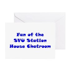 Unique Svu Greeting Cards (Pk of 20)
