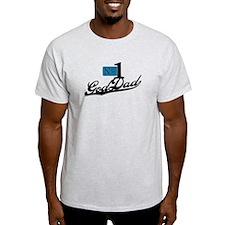 Number One GodDad T-Shirt