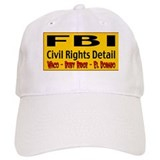 FBI Civil Rights Detail Cap