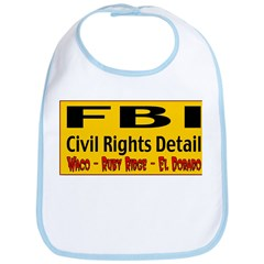 FBI Civil Rights Detail Bib