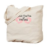 New YiaYia Twin Girls Tote Bag