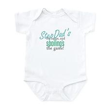 StepDad's the Name! Infant Bodysuit