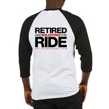 Retired Ride Baseball Jersey