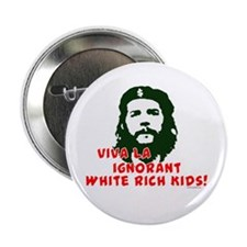 "Che Guevara Rich Kids 2.25"" Button (100 pack)"