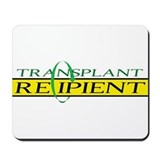 Transplant Recipient Mousepad