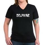 Delphine Faded (Silver) Shirt