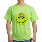 Obama Biden A Brighter Future Smiley T-Shirt