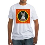 Chihuahua Puppy Fitted T-Shirt