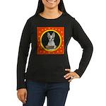 Chihuahua Puppy Women's Long Sleeve Dark T-Shirt