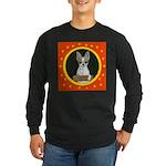 Chihuahua Puppy Long Sleeve Dark T-Shirt