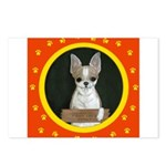 Chihuahua Puppy Postcards (Package of 8)